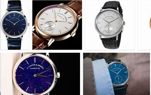 A Lange and Sohne Saxonia