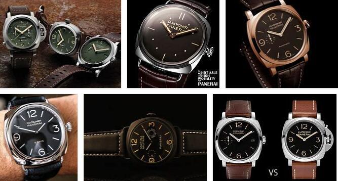 Radiomir replica watches