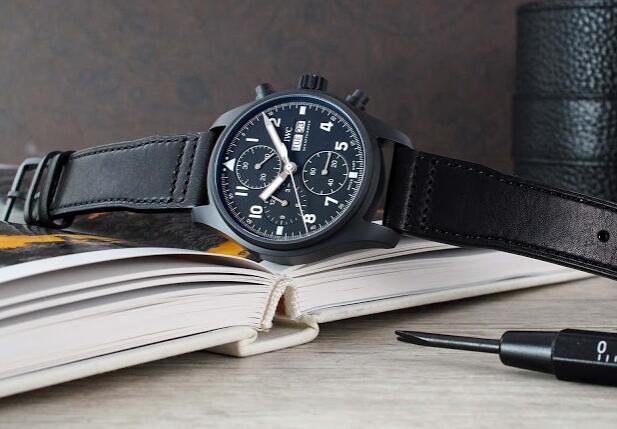 IWC Pilot's Watch Chronograph Tribute to 3705