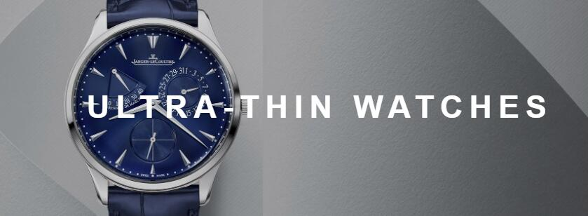 Jaeger LeCoultre ultra thin replica watch