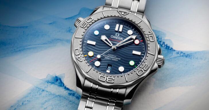Omega Announces Seamaster Diver 300M