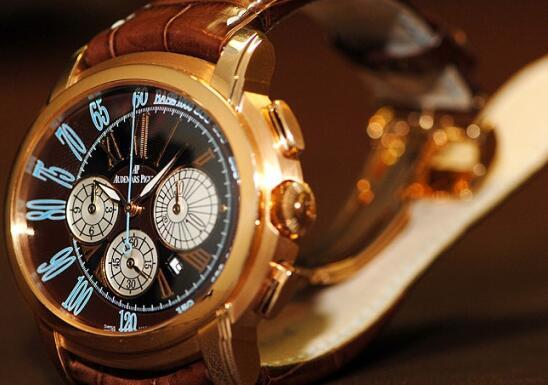 Audemars Piguet Millenary Chronograph Replica Watch