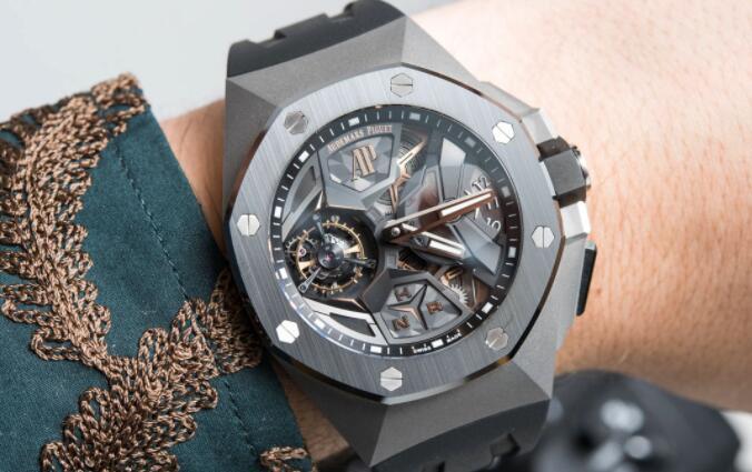 Audemars Piguet Royal Oak Concept GMT Tourbillon Replica Watch