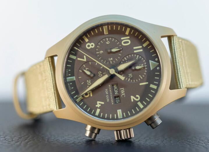 Replica IWC Pilot's Watch Chronograph