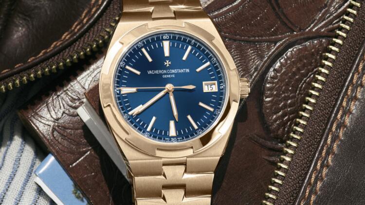 Vacheron Constantin Unveils Overseas Self-Winding Watch