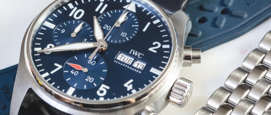 IWC Pilot Watch Chronograph 41