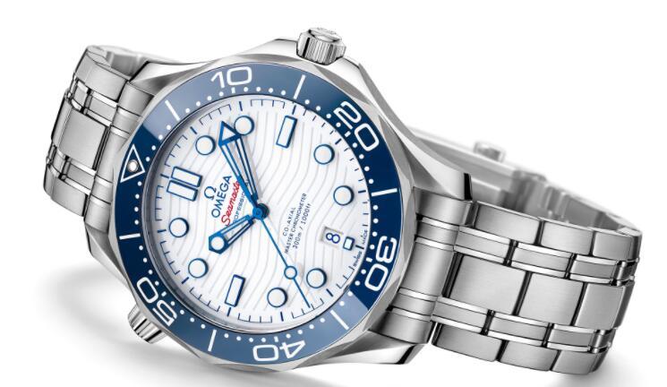 Replica Omega Debuts Seamaster Diver 300M Tokyo