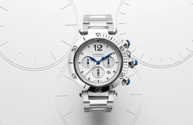 Replica Cartier Pasha Chronograph 41mm Watch
