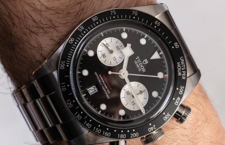 Tudor Black Bay Chrono M79360N Watches