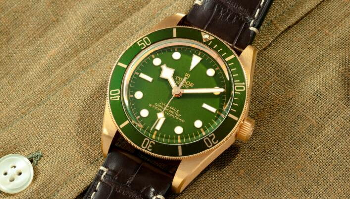 Tudor Black Bay Fifty-Eight 18K And Black Bay Fifty-Eight 925 Watches