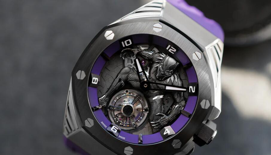 AP's New Black Panther Watch