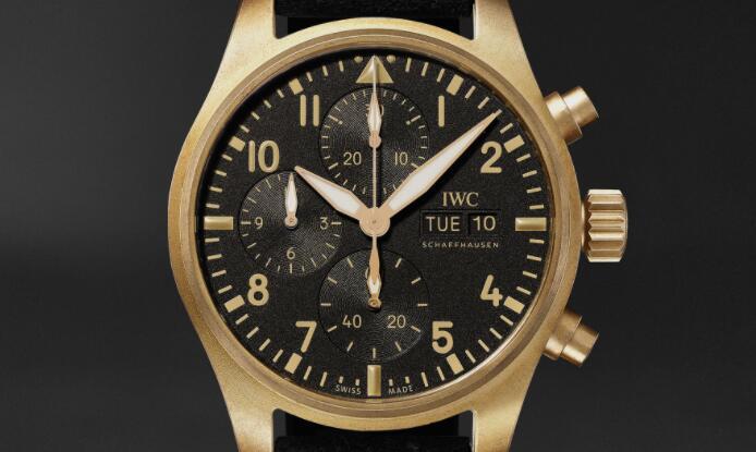IWC Pilot Chronograph Watch Replica