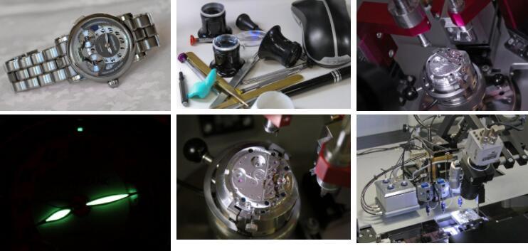 Montblanc Nicolas Rieussec Chronograph Automatic Replica Watch