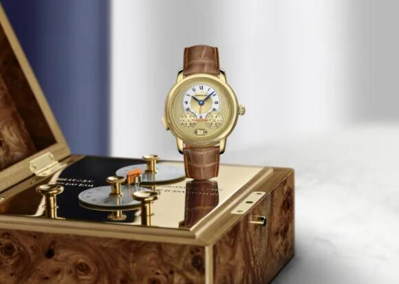 MONTBLANC STAR LEGACY NICOLAS RIEUSSEC CHRONOGRAPH ONLY WATCH