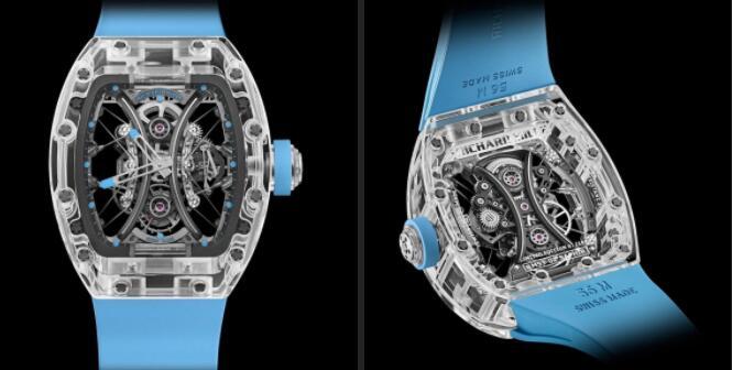 Richard Mille RM 53-02 Tourbillon Sapphire Replica Watch