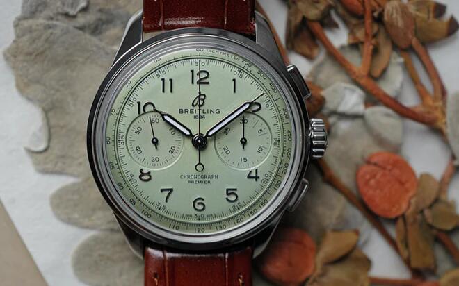 Breitling Premier B09 Chronograph