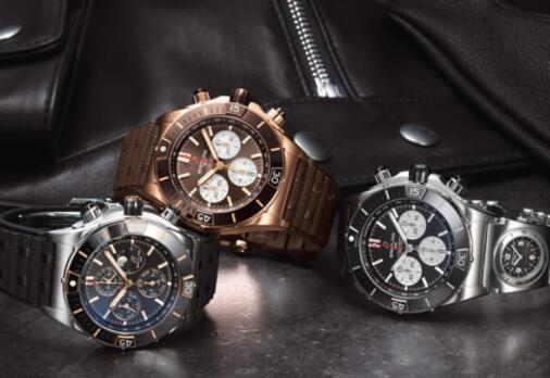 Maximum accuracy with the Breitling, Tudor and Akrone chronometers
