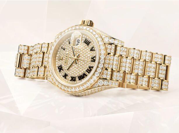 New Rolex Lady-Datejust