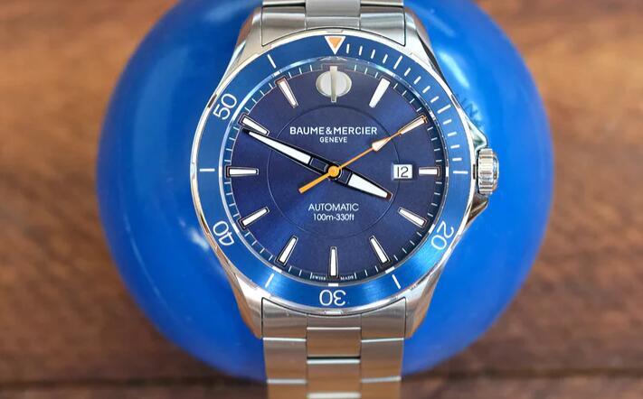 baume and mercier clifton club chronograph