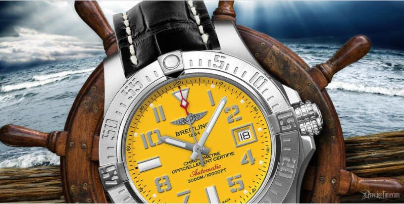 Replica Breitling Avenger II GMT