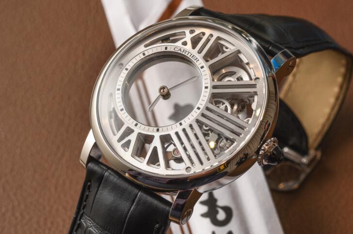 Cartier Rotonde de Cartier Mysterious Hour