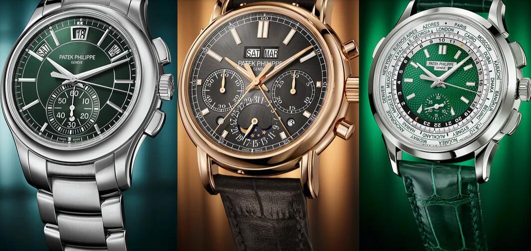 Patek Philippe Perpetual Calendar Split-Seconds Chronograph 5204